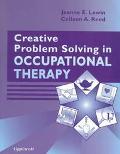 Creative Prob.solv.in Occupat.therapy