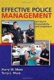 Effective Police Management: Striving for Accountability and Competence