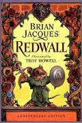 Redwall, Anniversary Edition - Brian Jacques - Hardcover - Anniversary Edition