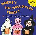 Where's the Halloween Treat? Lift-The-Flap Book