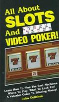 All About Slots and Video Poker