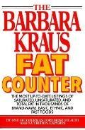 Barbara Kraus Fat Counter - Barbara Kraus - Paperback - REISSUE