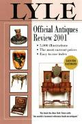 Lyle Official Antiques Review, 2001