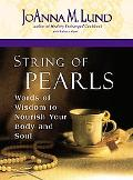 String of Pearls Recipes for Living Well in the Real World