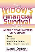Widow's Financial Survival Guide Handling Money Matters on Your Own