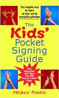 Kids' Pocket Signing Guide