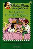 Olivia Sharp #4 : The Green Toenails Gang (Book+CD)