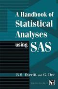Handbook of Statistical Analyses Using Sas