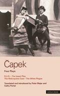 Capek:four Plays