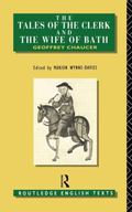 The Canterbury Tales: Clerk's and Wife of Bath's Tale - Geoffrey Chaucer - Paperback
