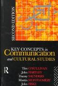 KEY CONCEPTS IN COMMUNICATION & CULTURAL STUDIES (P)