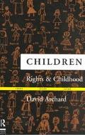 Children Rights and Childhood