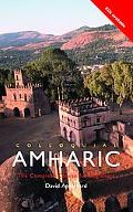 Colloquial Amharic The Complete Course for Beginners