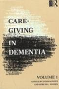 Care-Giving in Dementia Research and Applications