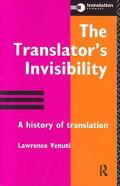 Translator's Invisibility A History of Translation