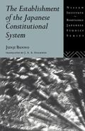 Establishment of the Japanese Constitutional System