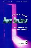 Inside the Music Business - Tony Barrow - Paperback