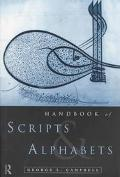 Handbook of Scripts and Alphabets