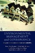 Environmental Management and Governance Intergovernmental Approaches to Hazards and Sustaina...