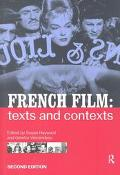 French Film Texts and Contexts
