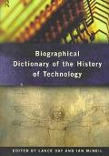 Biographical Dictionary of the History of Technology