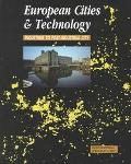 European Cities & Technology Industrial to Post-Industrial City
