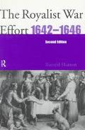 Royalist War Effort, 1642-1646