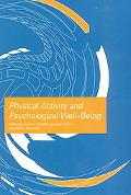 Physical Activity and Psychological Well-Being