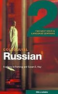 Colloquial Russian 2 The Next Step in Language Learning