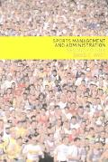 Sport Management and Administration