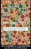 RC Series Bundle: Phenomenology of Perception (Routledge Classics)