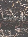 Actions of Architecture Architects and Creative Users