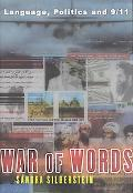War of Words Language, Politics and 9/11
