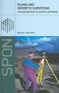 Plane and Geodetic Surveying The Managment of Control Networks