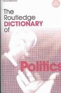 Routledge Dictionary of Politics