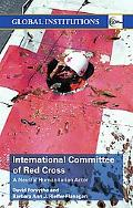 International Committee of the Red Cross A Neutral Humanitarian Actor