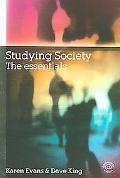 Studying Society The Essentials