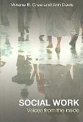 Social Work Voices from the Inside