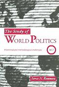 Study of World Politics Theoretical And Methodological Challenges