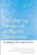 Developing Creativity in Higher Education The Imaginative Curriculum