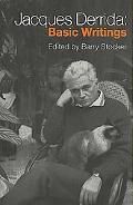Jaques Derrida Basic Writings