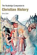 Routledge Companion to Christian History