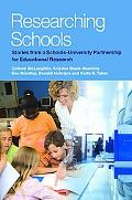 Researching Schools Stories from a Schools-university Partnership for Educational Research