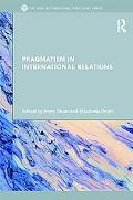 Pragmatism in International Relations