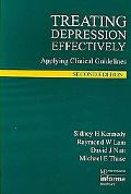 Treating Depression Effectively 2nd Edition
