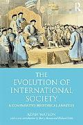 The Evolution of International Society: A Comparative Analysis