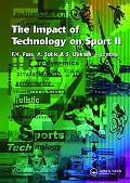 Impact of Technology on Sport II, Vol. 2