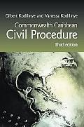 Commonwealth Caribbean Civil Procedure: Third Edition