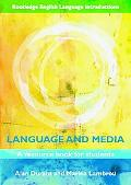 Language and Media: a resource book for students