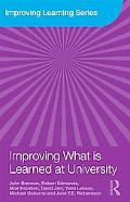 Improving What is Learned at University: An Exploration of the Social and Organisational Div...
